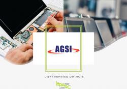 L'entreprise du mois : AGSI