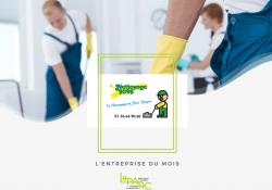 L'entreprise du mois : Nettoyage 2095