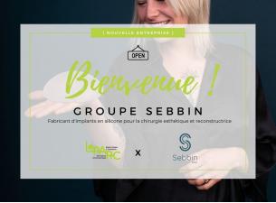 Bienvenue au Groupe Sebbin