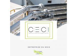 L'entreprise du mois : CECI