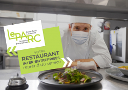 Réouverture du restaurant Self Service - Vente à emporter