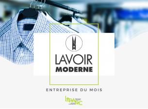 Lavoir Moderne : votre pressing connecté livré chez vous