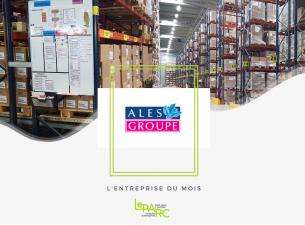 L'entreprise du mois : Alès Groupe
