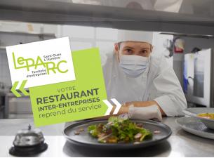 Réouverture du restaurant Self Service