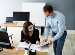 Nouvelle version du protocole national pour assurer la santé et la sécurité des salariés en entreprise