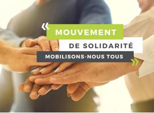 Mouvement de solidarité « Contact Entreprises »