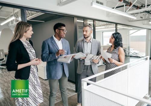 Accompagner le retour en entreprise des salariés