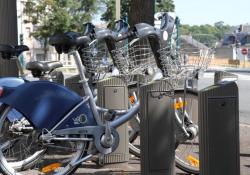 Travaux pistes cyclables