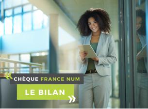Chèque France Num : le bilan