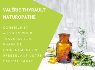 Conseils Valérie Thyrault - naturopathe