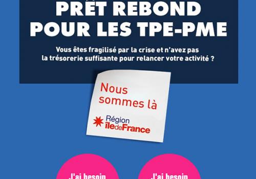 Prêt Rebond TPE/PME